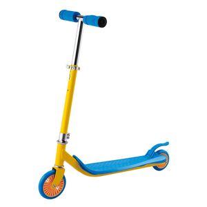 Patinete-Surf-2-Rodas-Azul-e-Amarelo