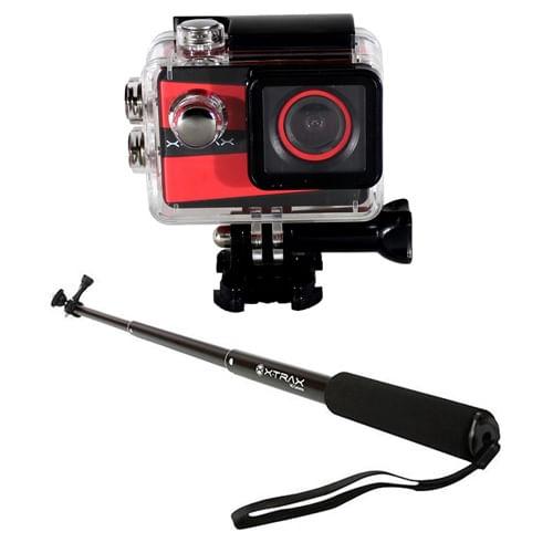 Kit-Camera-Xtrax-Smart---Bastao