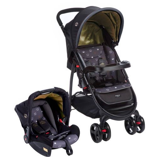 Travel-System-Nexus-Preto