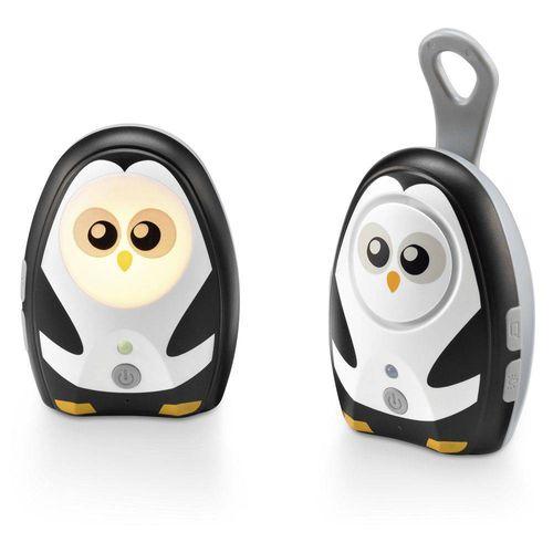 Babá Eletrônica Áudio Digital Pinguim