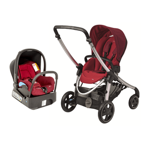 Travel-System-Elea-Maxi-Cosi-Robin-Red