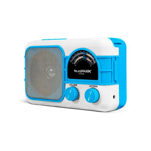 Radio-Retro-com-Bateria-Bluetooth-AM-FM-Azul-