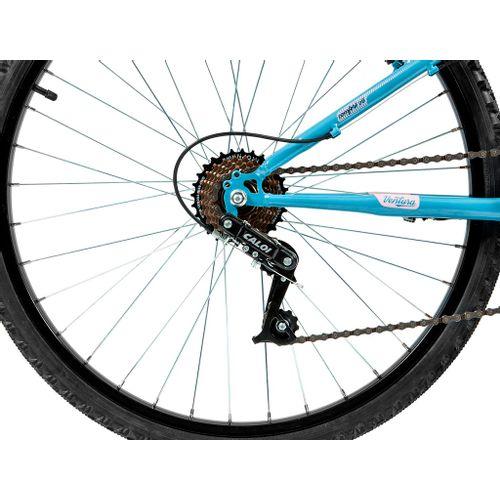 fb1b3f6c7 Bicicleta Mobilidade Caloi Ventura Aro 26 - com Cesto Freio V-Brake ...