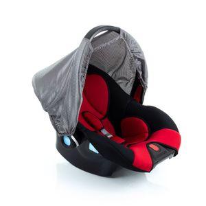 Bebê Conforto Cosco - Preto e Vermelho