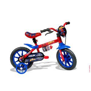 Bicicleta-Infantil-Caloi-Spider-Man-Aro-12---Vermelho