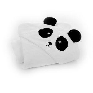 Toalha-com-Capuz-Infanti-Panda