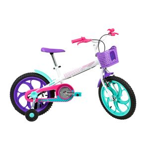 Bicicleta-Infantil-Caloi-Ceci-Aro-16---Branco