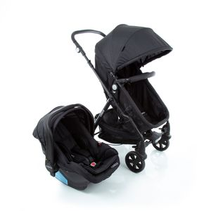 Travel-System-Poppy-Duo-Cosco---Preto-Mescla