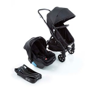Travel-System-Poppy-Trio-Cosco---Preto-Mescla