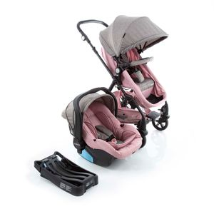 Travel-System-Poppy-Trio-Cosco---Rosa-Mescla