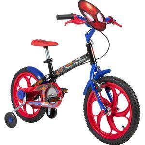 Bicicleta-Caloi-Spider-Man-Aro-16-Preta