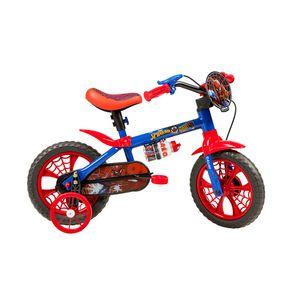 Bicicleta-Infantil-Caloi-Spider-Man-Aro-12---Azul