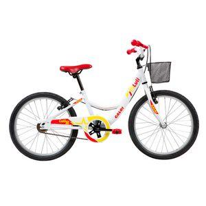 Bicicleta-Infantil-Caloi-Luli-Aro-20---Branco
