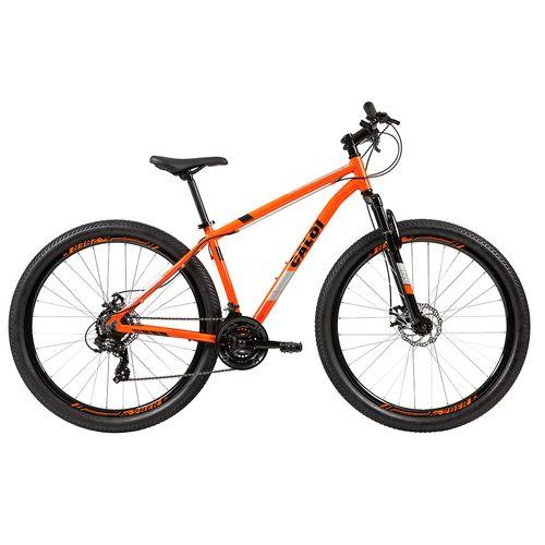 Bicicleta-MTB-Caloi-Two-Niner-Alloy-Aro-29---Susp-Diant---Quadro-Aluminio---21-Vel-Laranja