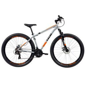 Bicicleta-MTB-Caloi-Two-Niner-Alloy-Aro-29---Susp-Diant---Quadro-Aluminio---21-Vel-Prata