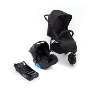 Travel-System-Collina-Trio-Infanti---Black-Style