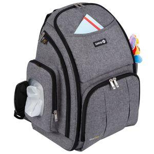 Mochila-Back-Pack-Safety-1st---Grey