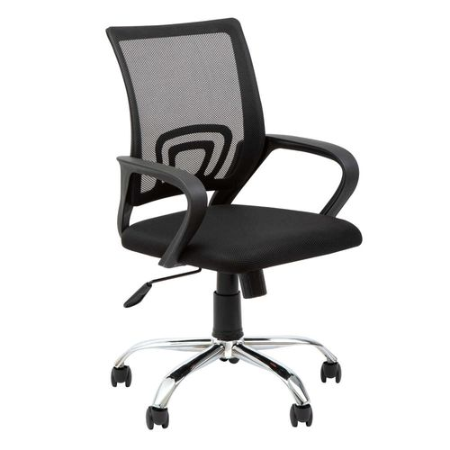 Cadeira-de-Escritorio-Giratoria-Willet-Cosco-Home---Preta